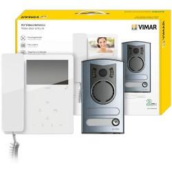 VIMAR 7549/M - Kit videocitofono a  colori 2 fili