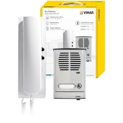 VIMAR 885G - Kit citofonico per impianto monofamiliare 4+1