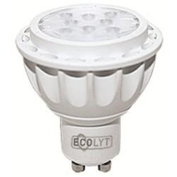 Poliplast 500720D - Lampada LED GU10 7W fredda