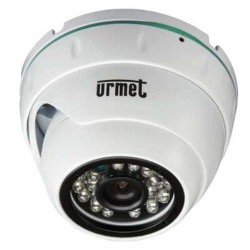 Urmet 1092/270 - Ball Camera ottica 3.6 mm con filtro IR Cut
