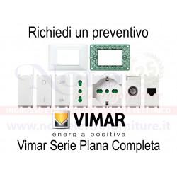 Vimar Plana - PREVENTIVO supporti placche interruttori prese accessori