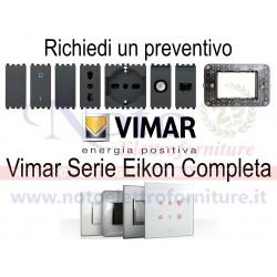 Vimar Eikon - PREVENTIVO supporti placche interruttori prese accessori