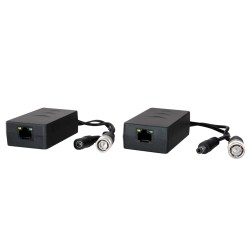 Visiotech BA607PV-HD - Ricetrasmettitore attivo connettore RJ45 BNC