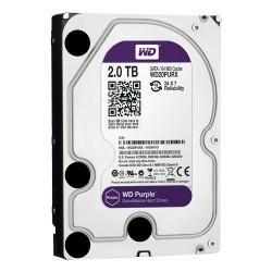 Visiotech HD2TB - Hard Disk Capacità 2 TB Interfaccia SATA 6 GB/s