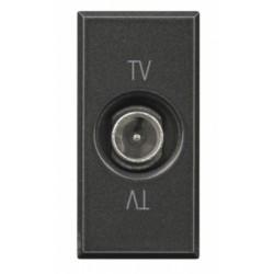 Bticino Axolute - HS4202P - Presa TV passante direzionale