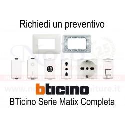 Bticino Matix - PREVENTIVO 503SA AM5001 AM5005 AM5003 AM5180 AM5440/16