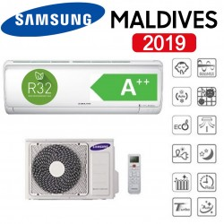 Climatizzatore Samsung Maldives 2019 - 9000 BTU R32 - Tecnologia Inverter A++