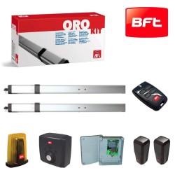 BFT R935222 00002 - Kit automazione per cancelli a battente fino a 180 Kg 230V 50Hz 1MITTO4