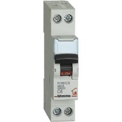 Bticino BTDIN - FC881C6 - Interruttore Magnetotermico 6A
