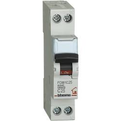 Bticino BTDIN - FC881C25 - Interruttore Magnetotermico 25A