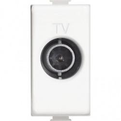 Bticino Matix - AM5202D - Presa TV Diretta colore bianco