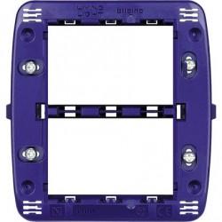 Bticino Livinglight - LN4726 - Supporto fissaggio con viti 3+3 moduli