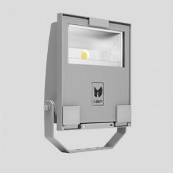 SBP 06139194 Guell 1 - Proiettore LED IP66 luce 4000K 76W Grigio metallizzato